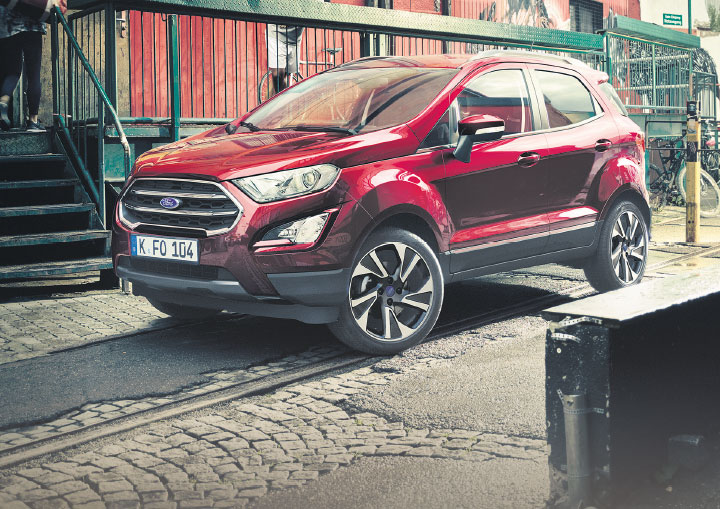 Autohaus Gegner - Ford Ecosport Trend